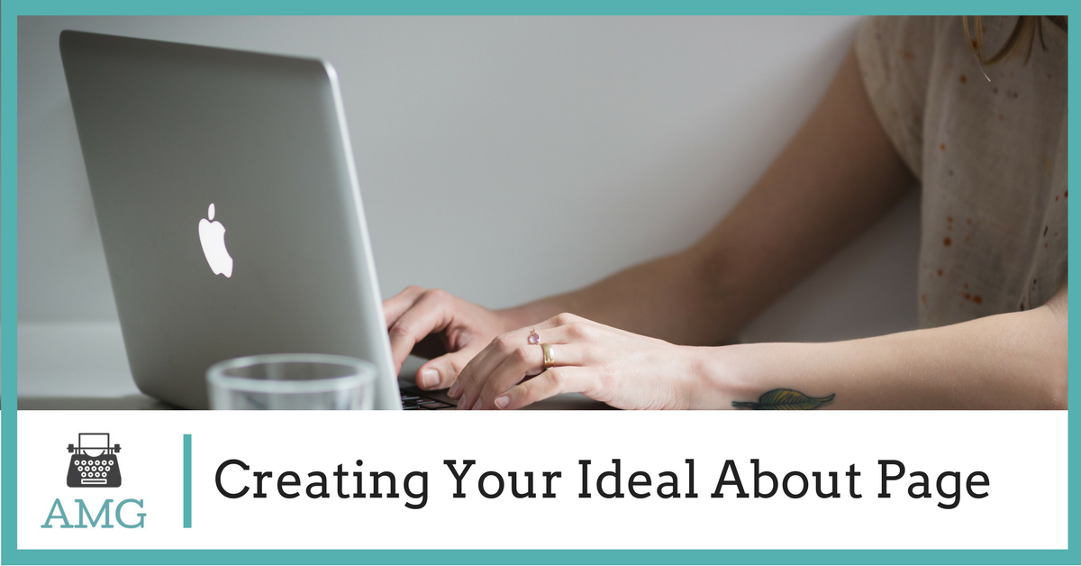 Creating Your Ideal About Page
