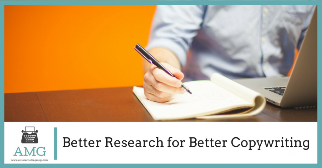 Better Research for Better Copywriting