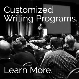 Customized Writing Programs