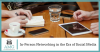 In-Person Networking in the Era of Social Media