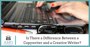 Is There a Difference Between a Copywriter and a Creative Writer
